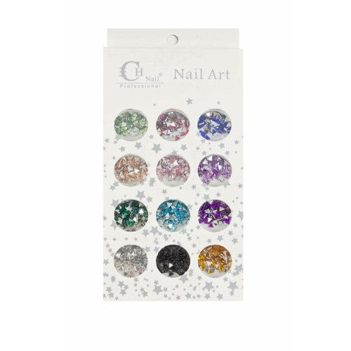 CH Nail Rhinestones Collection, 24, 98674