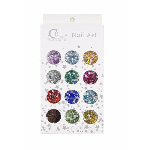 CH Nail Rhinestones Collection, 26, 98676