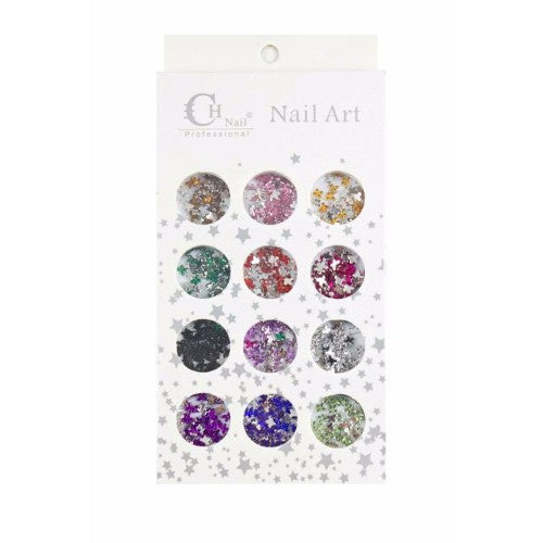 CH Nail Rhinestones Collection, 28, 11069
