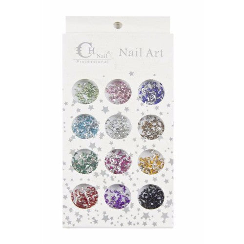 CH Nail Rhinestones Collection, 31, 98681