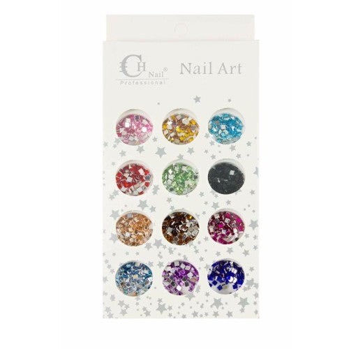 CH Nail Rhinestones Collection, 32, 98682