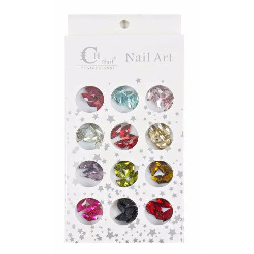 CH Nail Rhinestones Collection, 36, 98686