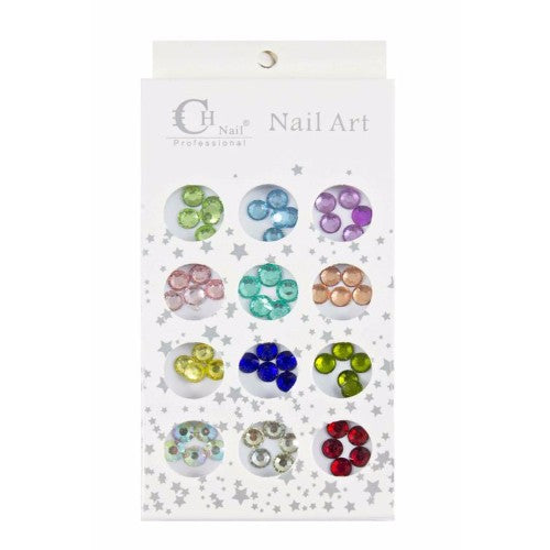 CH Nail Rhinestones Collection, 06, 98656