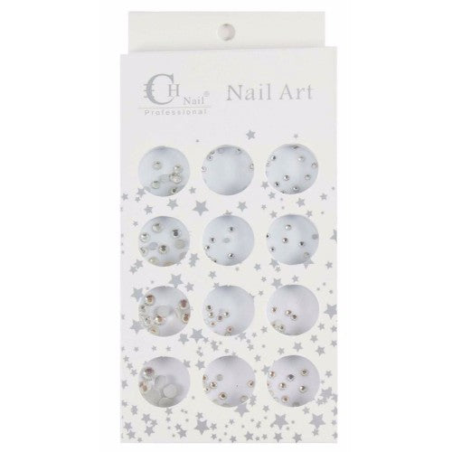 CH Nail Rhinestones Collection, 07, 98657
