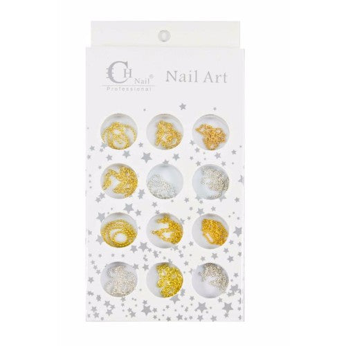 CH Nail Rhinestones Collection, 09, 98659