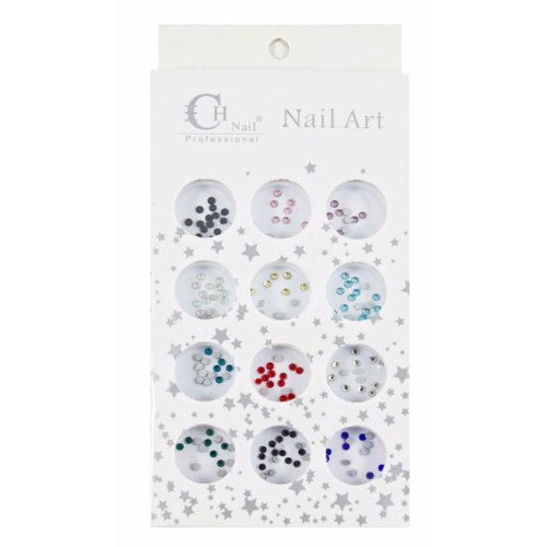 CH Nail Rhinestones Collection, 02, 11069