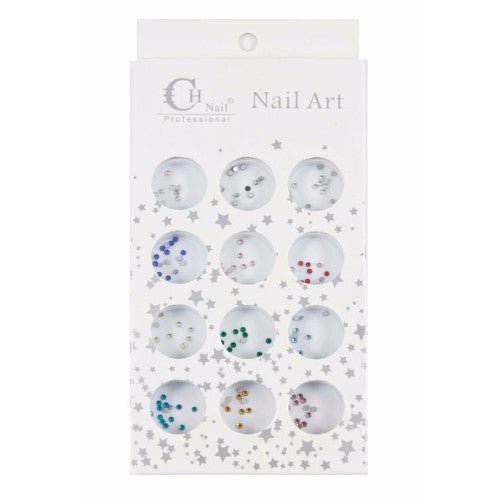 CH Nail Rhinestones Collection, 01, 11069