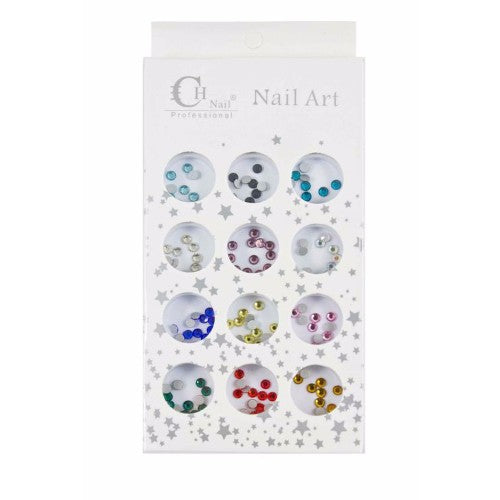 CH Nail Rhinestones Collection, 03, 11069