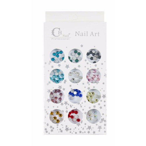 CH Nail Rhinestones Collection, 04, 98654