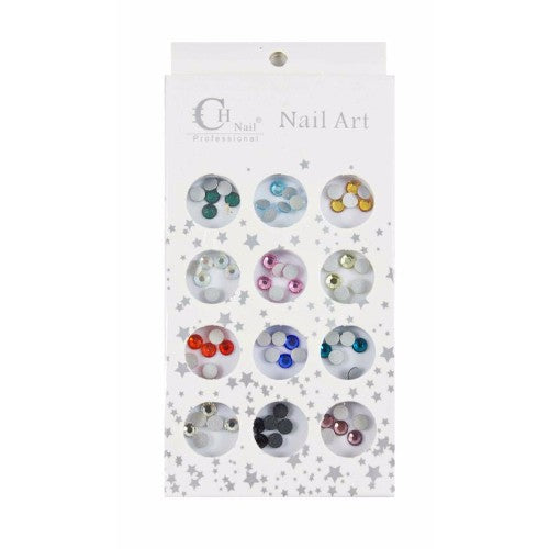 CH Nail Rhinestones Collection, 05, 98655