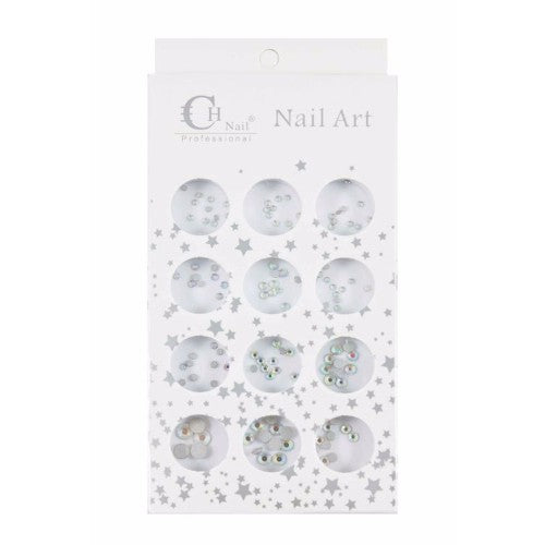 CH Nail Rhinestones Collection, 08, 98658