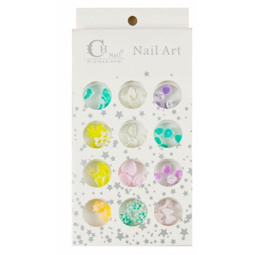 CH Nail Rhinestones Collection, 17, 98667
