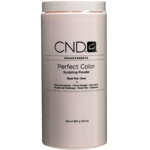 CND Perfect Color Sculpting Powders, 03027, Blushing Pink (sheer), 32 oz KK1217