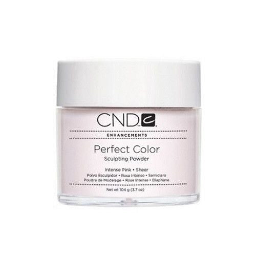 CND Perfect Color Sculpting Powders, 03711, Intense Pink (Sheer), 3.7oz KK0730