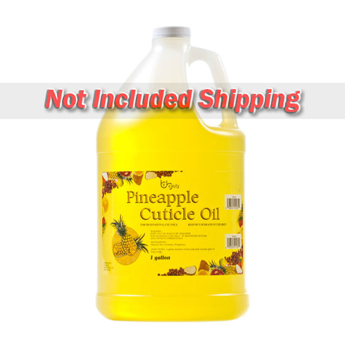 Be Beauty Spa Collection, Cuticle Oil, CCUT001G1, Yellow, Pineapple, 1Gallon KK0511