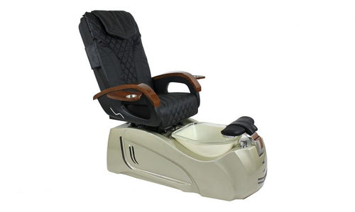 Malo, Pedicure Spa Chair, Black KK (NOT Included Shipping Charge)