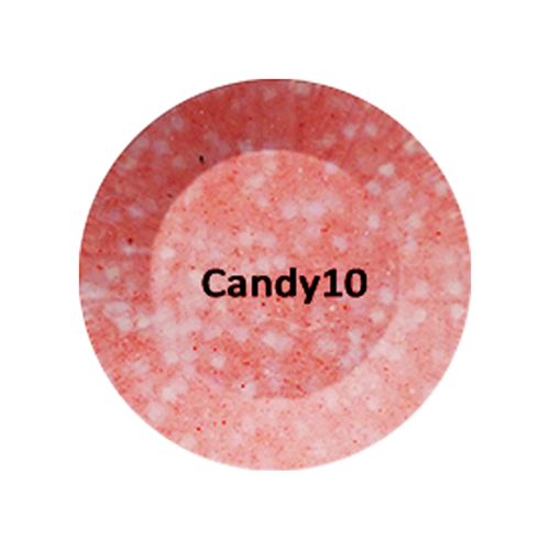Chisel 2in1 Acrylic/Dipping Powder, Candy Collection, 2oz, Candy10 BB KK1003