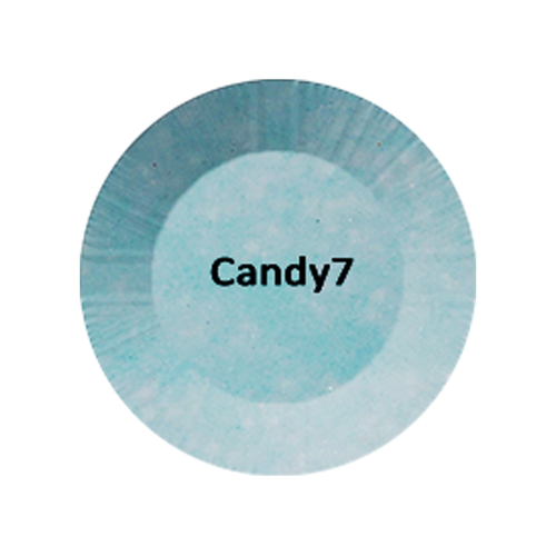 Chisel 2in1 Acrylic/Dipping Powder, Candy Collection, 2oz, Candy07 BB KK1003