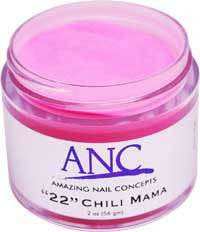 ANC Dipping Powder, 2OP022, Chili Mama, 2oz, 74589 KK
