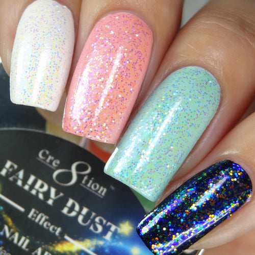 Cre8tion Nail Art Pigment Fairy Dust, 5g, 03 BB