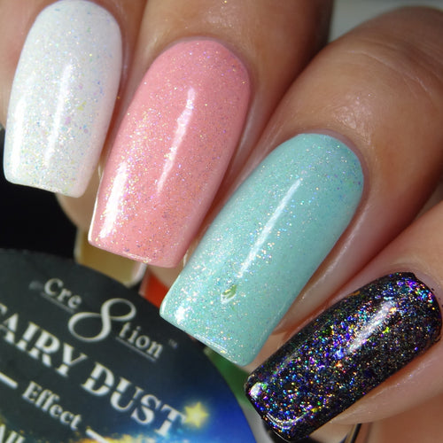 Cre8tion Nail Art Pigment Fairy Dust, 5g, 06 BB