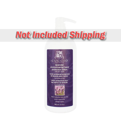 Cuccio Environmental Hand Protection Lotion, Lavender, 32oz, 3024