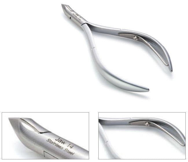 Nghia Cuticle Nipper D-05 Jaw 16