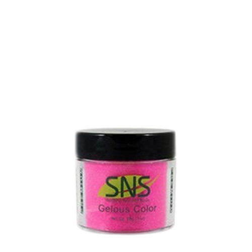 SNS Gelous Dipping Powder, DC12, Diva Collection, 1oz BB KK0325