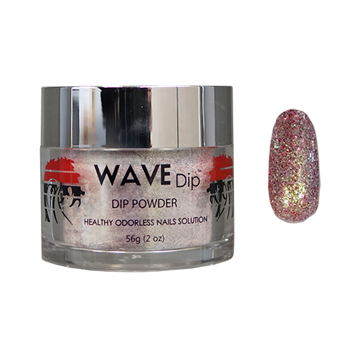 Wave Gel Dipping Powder + Gel Polish + Nail Lacquer, Galaxy Collection, 03 OK1129