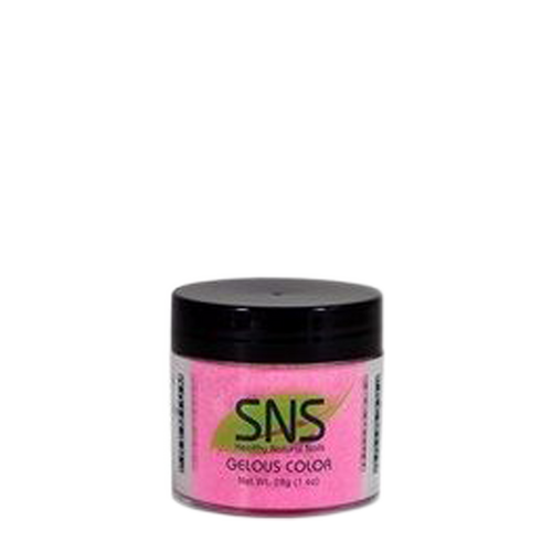 SNS Gelous Dipping Powder, DS05, Designer Series Collection, 1oz BB KK0724