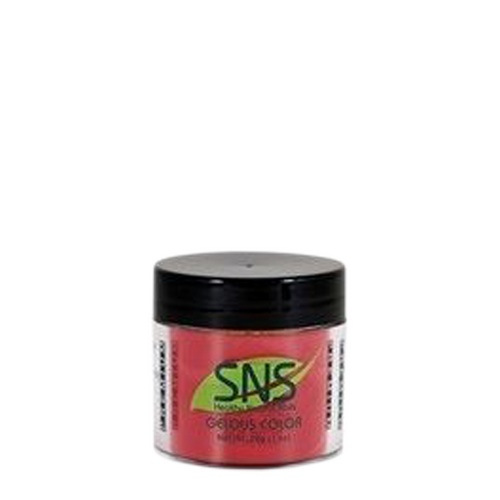 SNS Gelous Dipping Powder, DS15, Designer Series Collection, 1oz BB KK0724