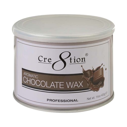 Cre8tion Chocolate Wax, 14oz, 21137 OK0805VD