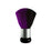 Cre8tion Dust Brush Large, PURPLE, 10038-P KK BB