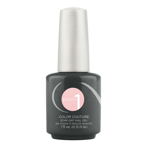 Entity One Color Couture Gel Polish, 101245, Posh In Pink, 0.5oz