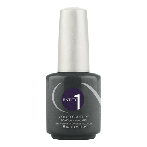 Entity One Color Couture Gel Polish, 101254, Walk The Runway, 0.5oz