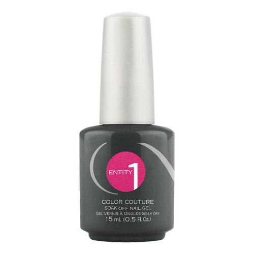 Entity One Color Couture Gel Polish, 101516, Flirt With The Camera, 0.5oz