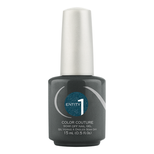 Entity One Color Couture Gel Polish, 101518, Electric Runway, 0.5oz