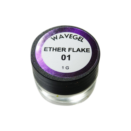 Wave Gel Ether Flake, 01, 1g OK1129