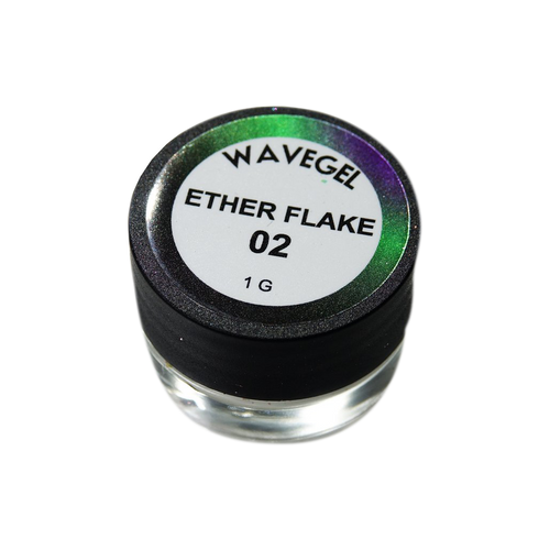 Wave Gel Ether Flake, 02, 1g OK1129