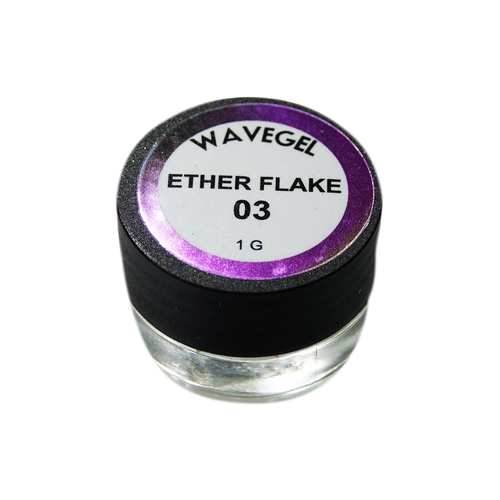 Wave Gel Ether Flake, 03, 1g OK1129