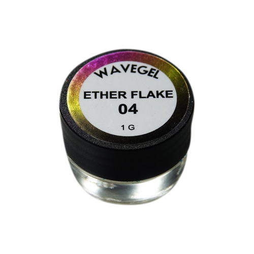 Wave Gel Ether Flake, 04, 1g OK1129