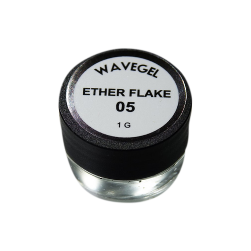 Wave Gel Ether Flake, 05, 1g OK1129