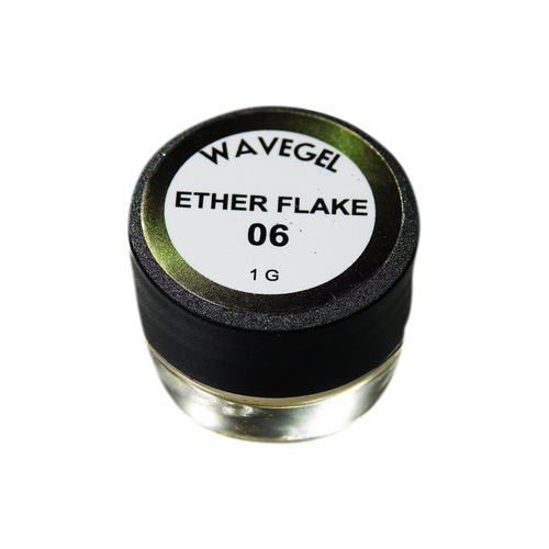 Wave Gel Ether Flake, 06, 1g OK1129