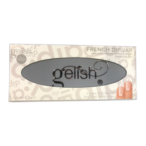 Gelish French Dipping Jar Container, 1620001 KK