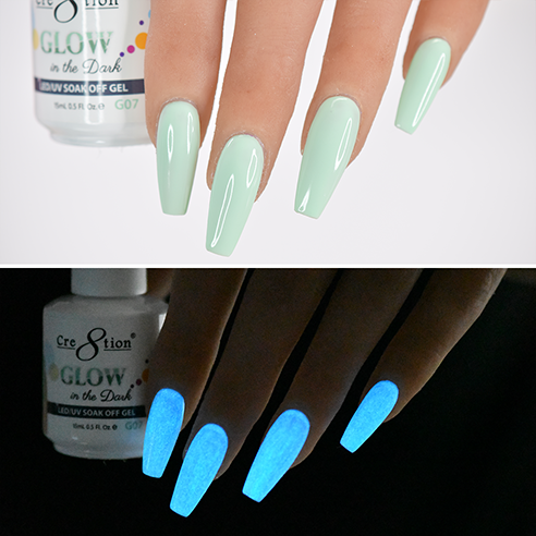 Cre8tion Glow In The Dark Gel, G07 KK
