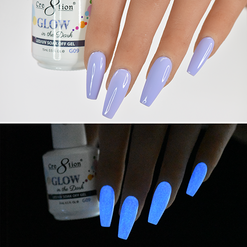 Cre8tion Glow In The Dark Gel, G09 KK