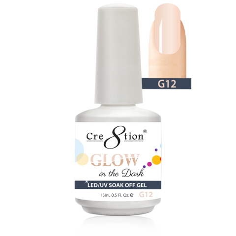 Cre8tion Glow In The Dark Gel, G12 KK