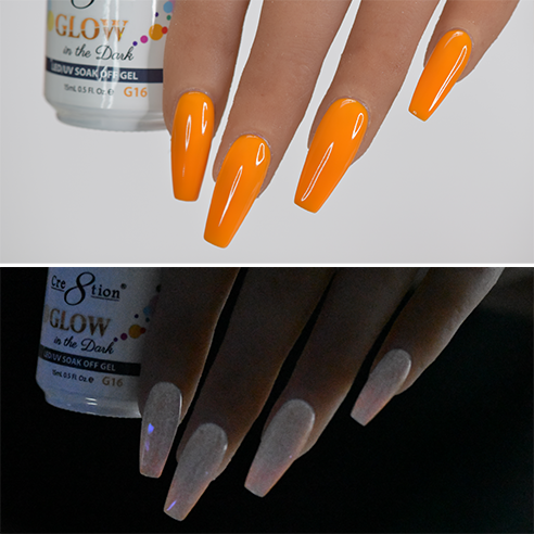 Cre8tion Glow In The Dark Gel, G16 KK