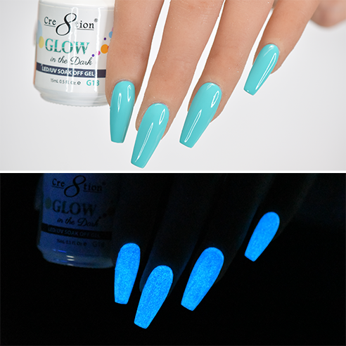 Cre8tion Glow In The Dark Gel, G18 KK