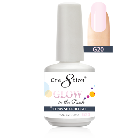 Cre8tion Glow In The Dark Gel, G20 KK